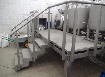 Промышленный пивзавод 8000 л/сутки
