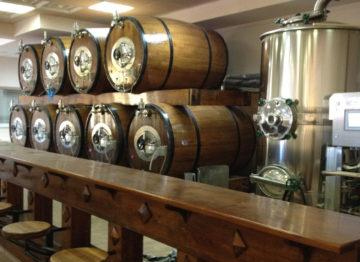 Restaurant brewery, Vladikavkaz